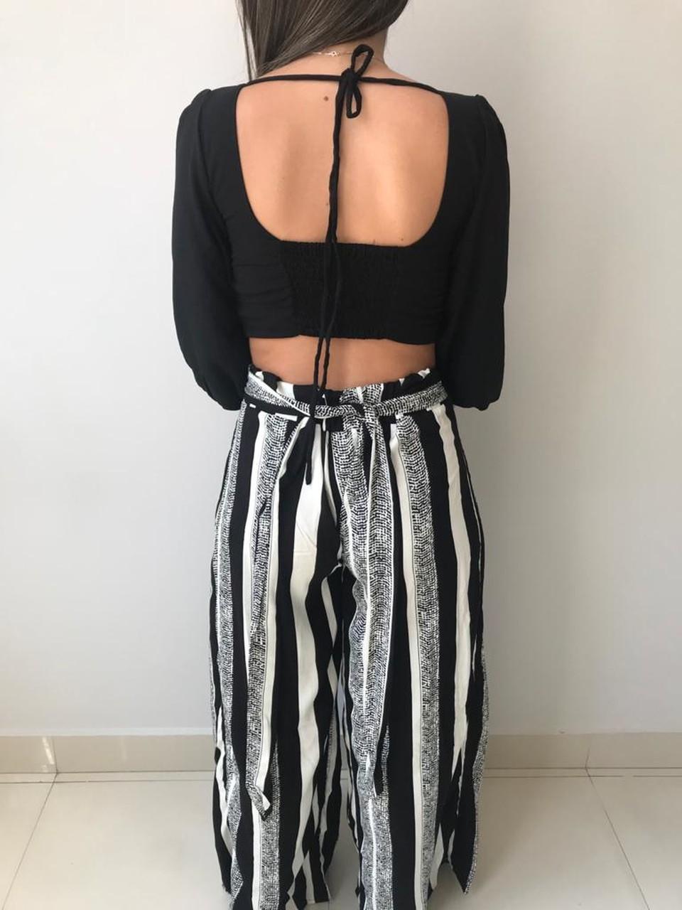 Pantalona Listrada