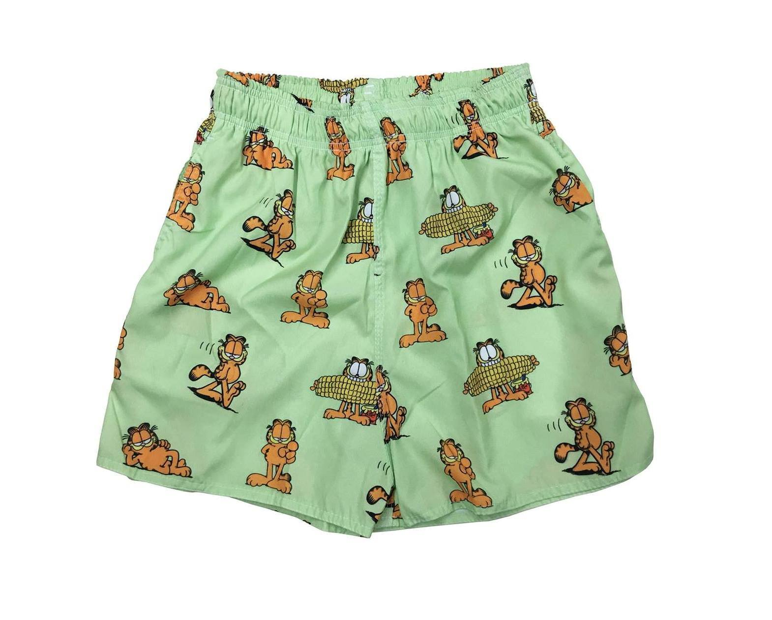Short Garfield
