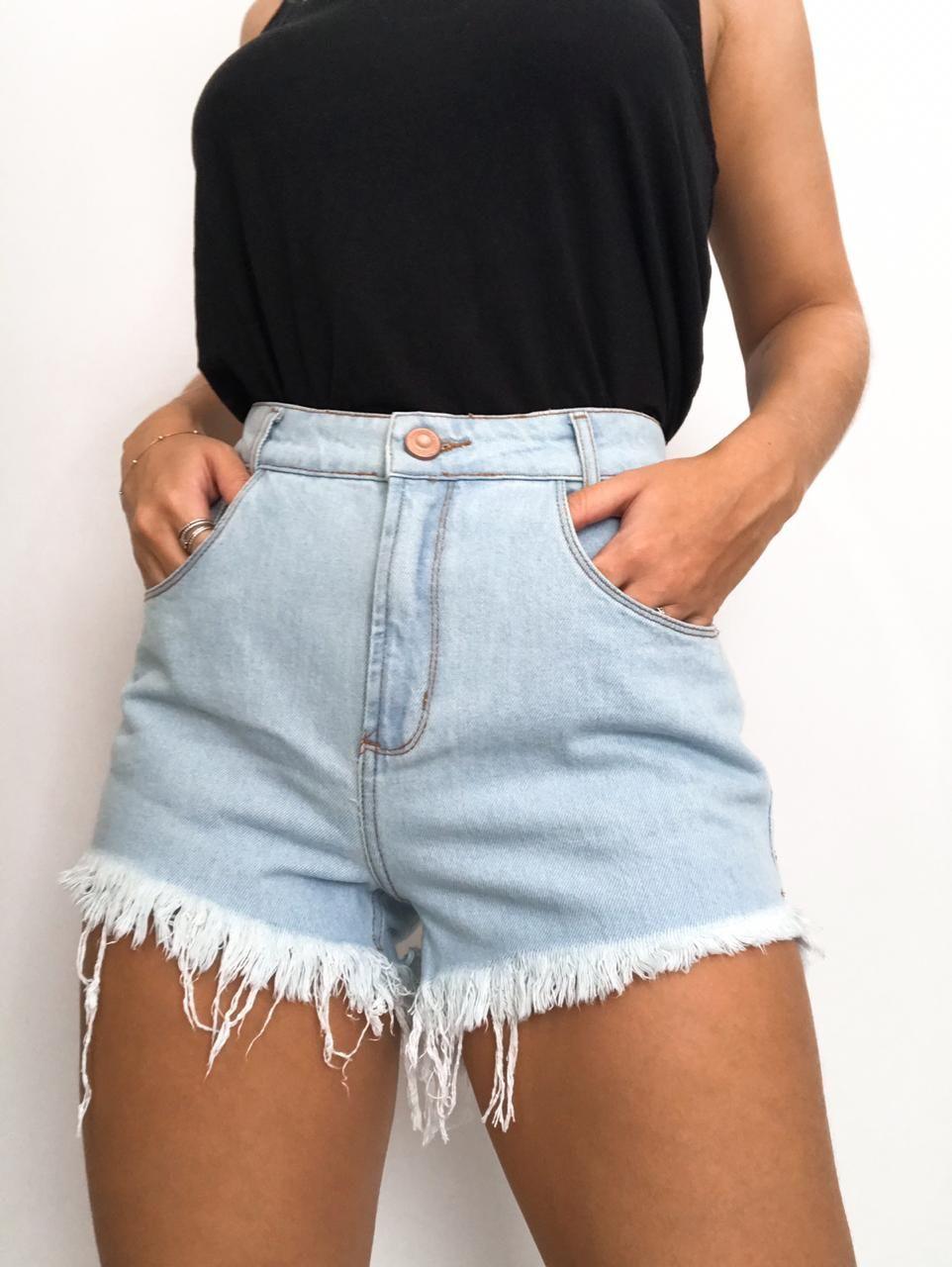 Short Mom Premium Devalê Jeans