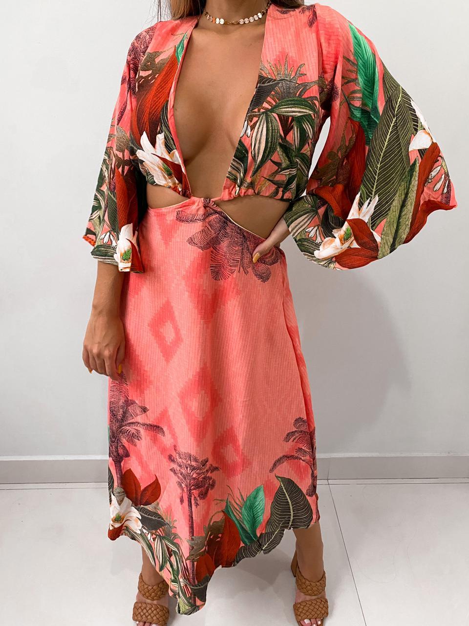 Vestido Lohanna