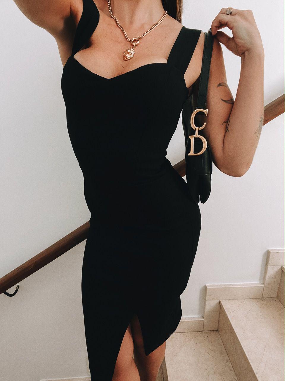Vestido Midi Lux