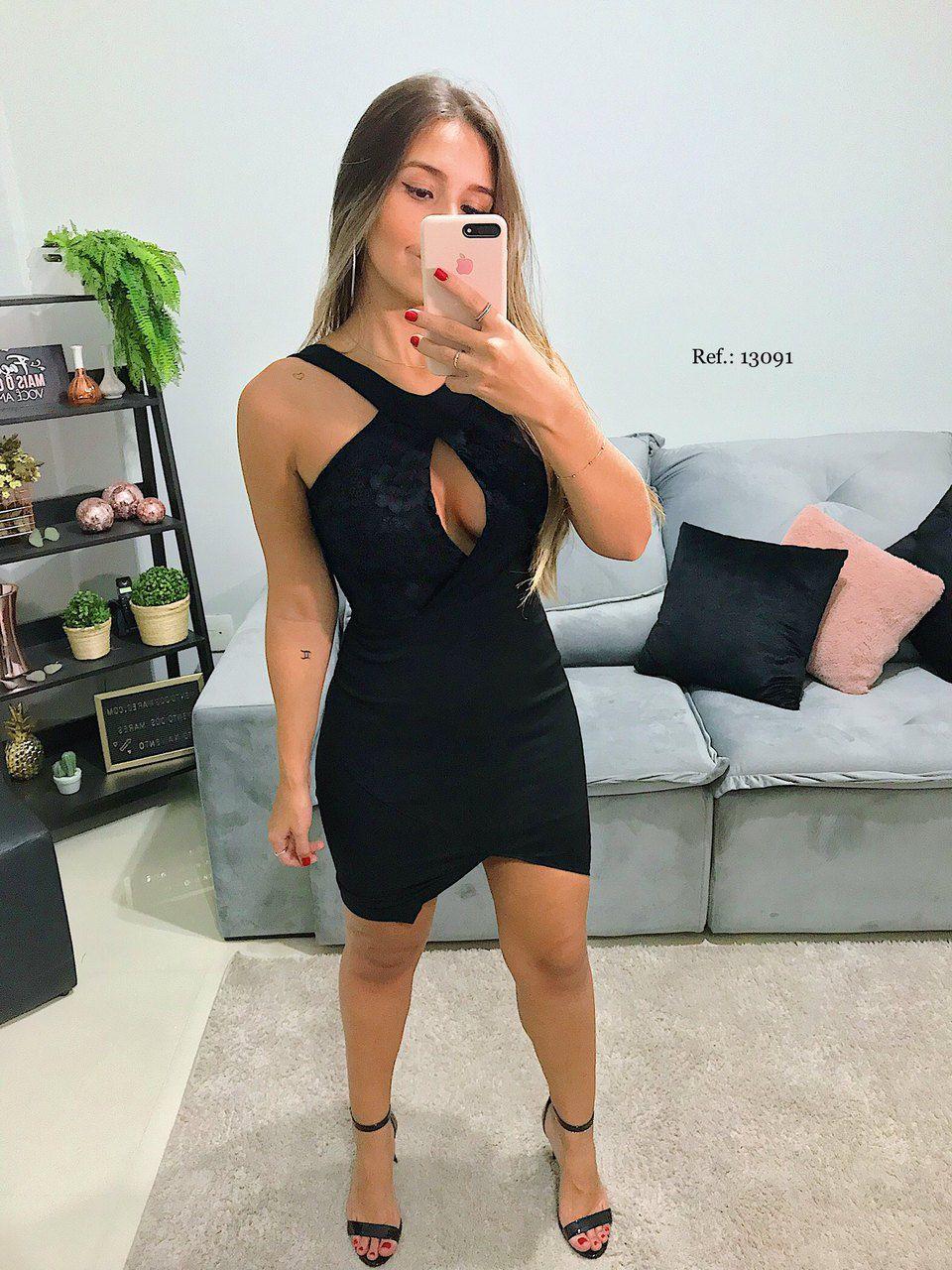 Vestido Renda-se