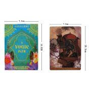 A Yogic Oracle Cards Só As Cartas Não Acompanha Guia+presen