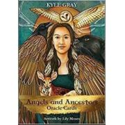 Angels And Ancestors Oracle Cards 55 Card Deck And Guide+p