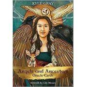 Angels And Ancestors Oracle Cards Só As Cartas Não Tem Livro