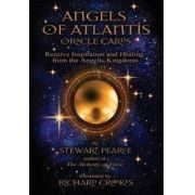 Angels Of Atlantis Oracle Cards : Receive Inspiration And He