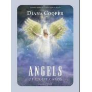 Angels Of Light Cards + Presente