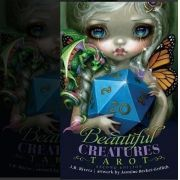 Beautiful Creatures Tarot Second Edition + Um Presente Lindo
