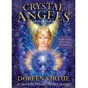 Crystal Angels Oracle 44-card Deck And Guidebook + Presente