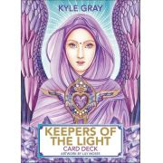 Deck Keepers Of The Light Oracle Cards By Kyle Gray+presente