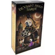 Deviant Moon Tarot Borderless Edição Bolso - Baralho De Tarô