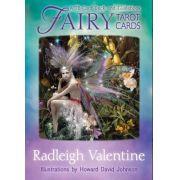 Fairy Tarot Cards Só As Cartas Não Acompanha O Livro+present