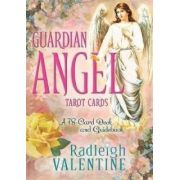 Guardian Angel Tarot 78 Cards Deck And Guidebook + Presente