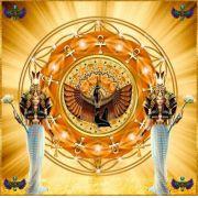 Mandala Isis + Um Presente Lindíssimo