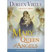 Mary, Queen Of Angels + Presente