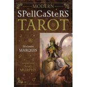 Modern Spellcasters Tarot-só As Cartas Não Acompanha O Livro