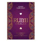 Rumi Oracle - Um Convite Para O Coração Do Divino+ Presente