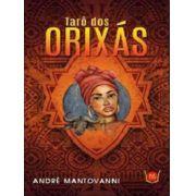 Tarô Dos Orixás (livro + Cartas) = Presente