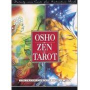 Versão Pocket O Taro Zen De Osho Com Livro E Cartas 79 Un.