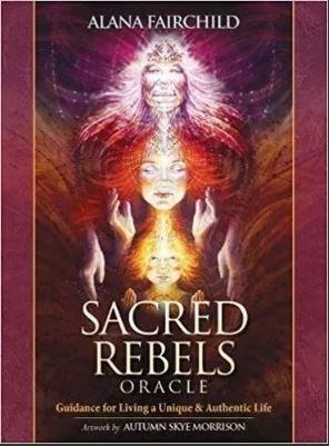 Baralho Importado Sacred Rebels Oracle + Presente