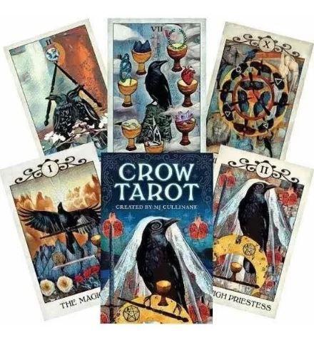 Crow Tarot + Um Lindo Presente Para Você Merece