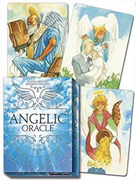 Deck: Angelic Oracle + Presente