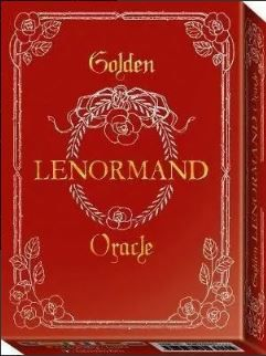 Golden Lenormand Oracle + Presente