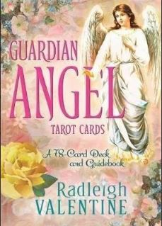 Guardian Angel Tarot Cards78 Só As Cartas Sem Guia+presente