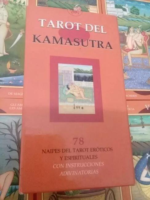 Kamasutra Tarot + Um Lindo Presente Para Você Merece