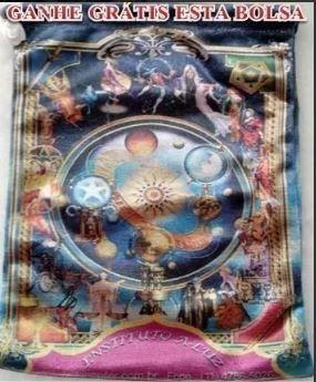 Mandala Signo Cigano Em Veludo + Presente