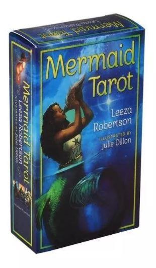 Mermaid Tarot Só As Cartas+ Mais Um Lindo Presente Para Você