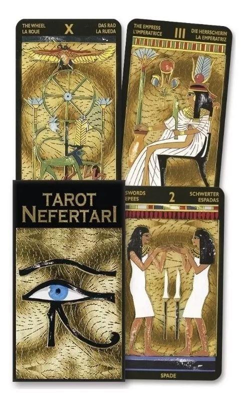 Nerfetari Tarot + Presente