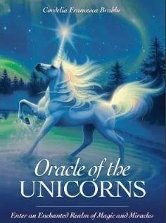 Oracle Of The Unicorns Enter An Enchanted Realm+presente