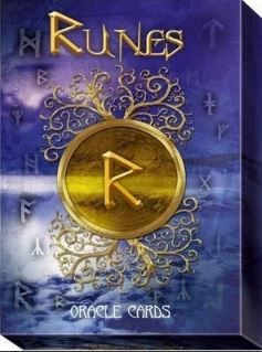 Runes Oracle Cards + Presente
