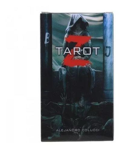 Tarot Z - S[o As Cartas Não Acompanha Livro +lindo Presente