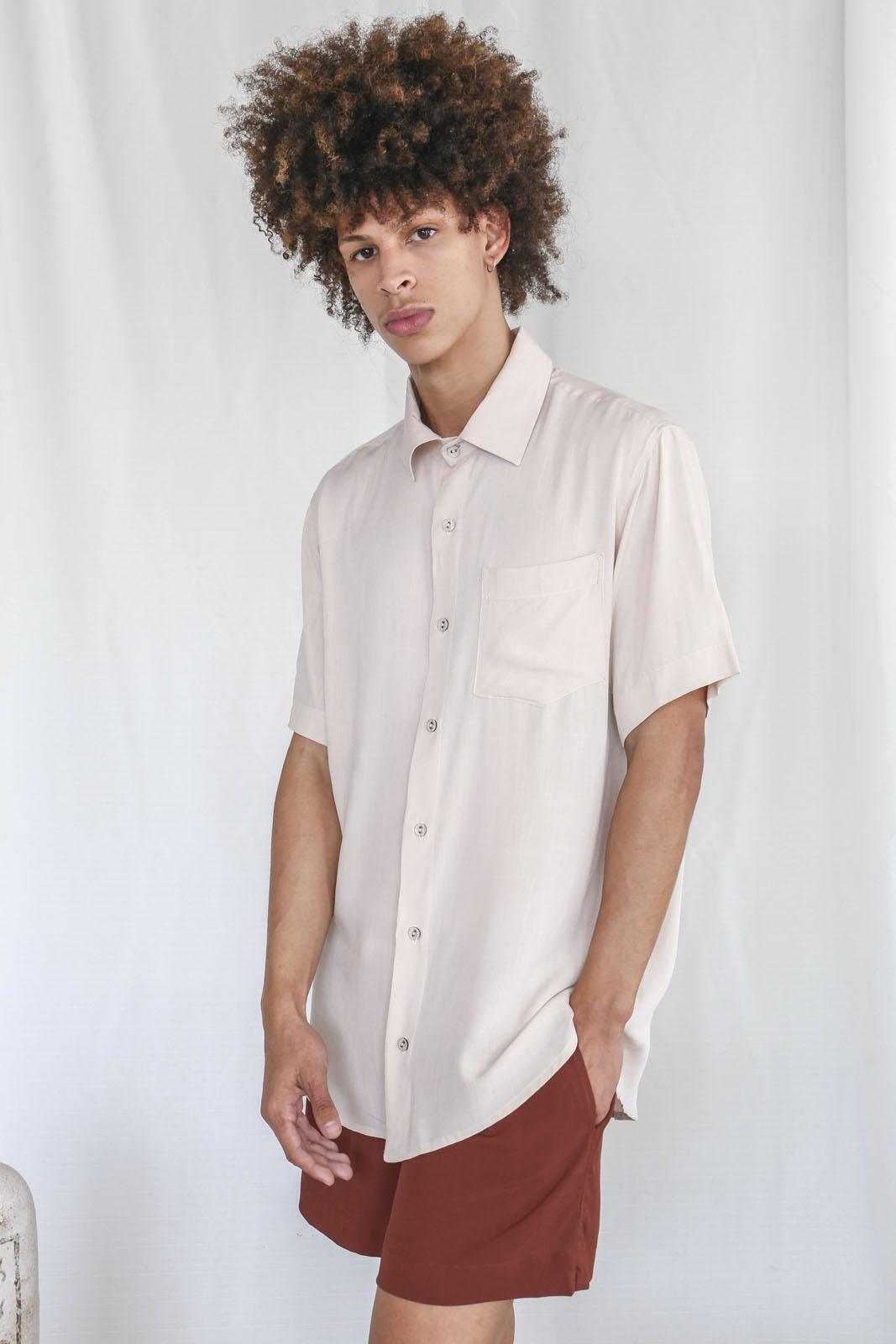 Camisa Areia
