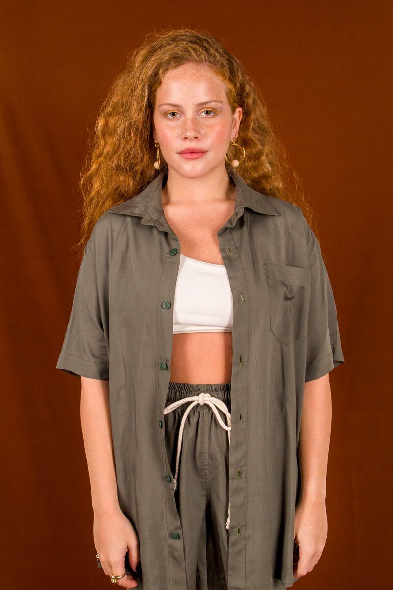 Camisa Selva