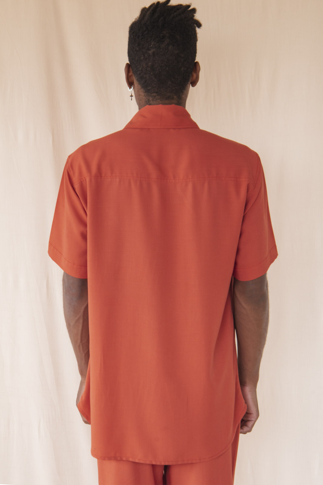 Camisa Terracota