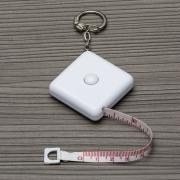 Fita métrica plástica de 1 metro personalizada (MINIMO 30 PEÇAS)