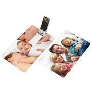 Pen card personalizado cada lado com uma foto diferente (MINIMO 1 PEÇA)
