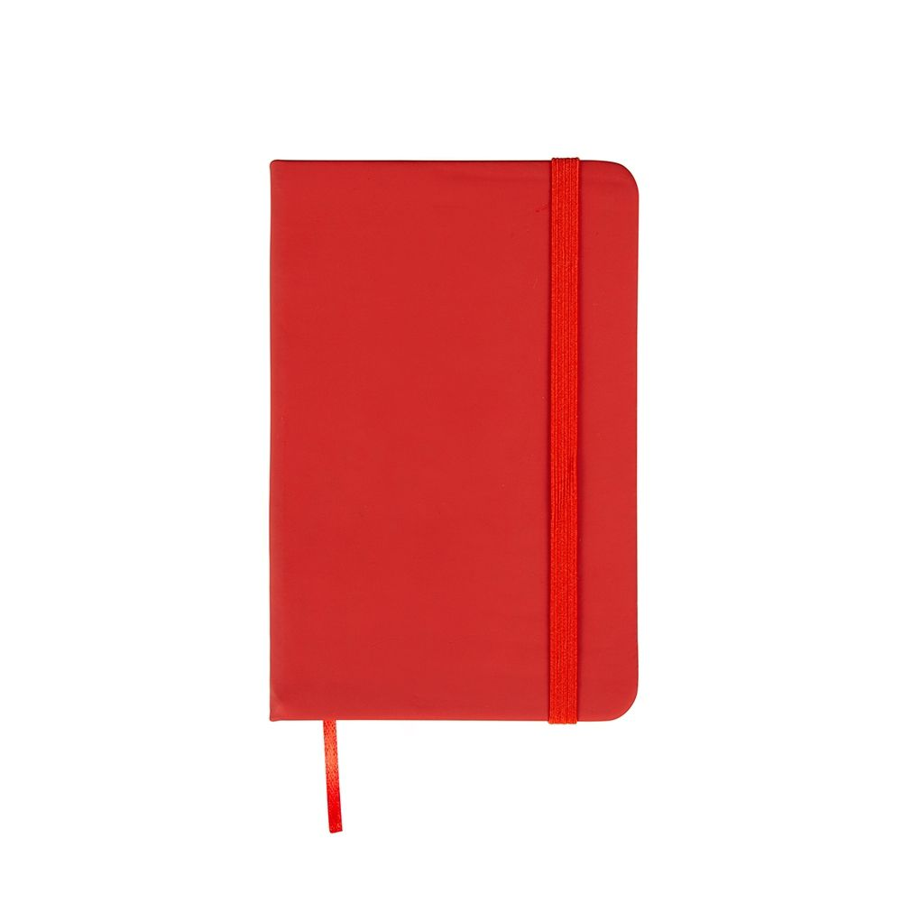 Caderneta tipo moleskine personalizado (MINIMO 30 PEÇAS)  - Premiere Brindes