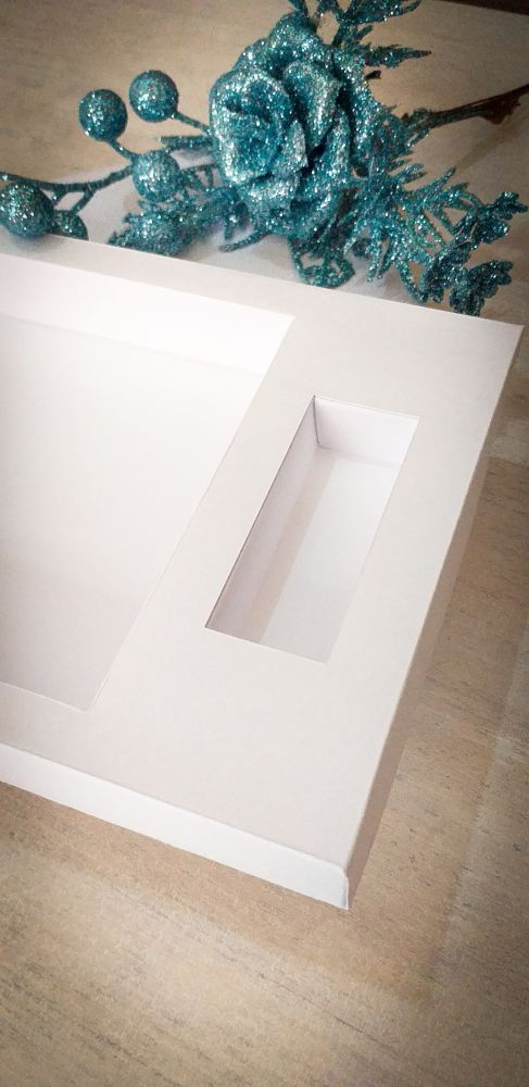 Kit pen giratório + caixa foto 10x15cm + sacola 23x15x3cm personalizados (MINIMO 5 PEÇAS)   - Premiere Brindes