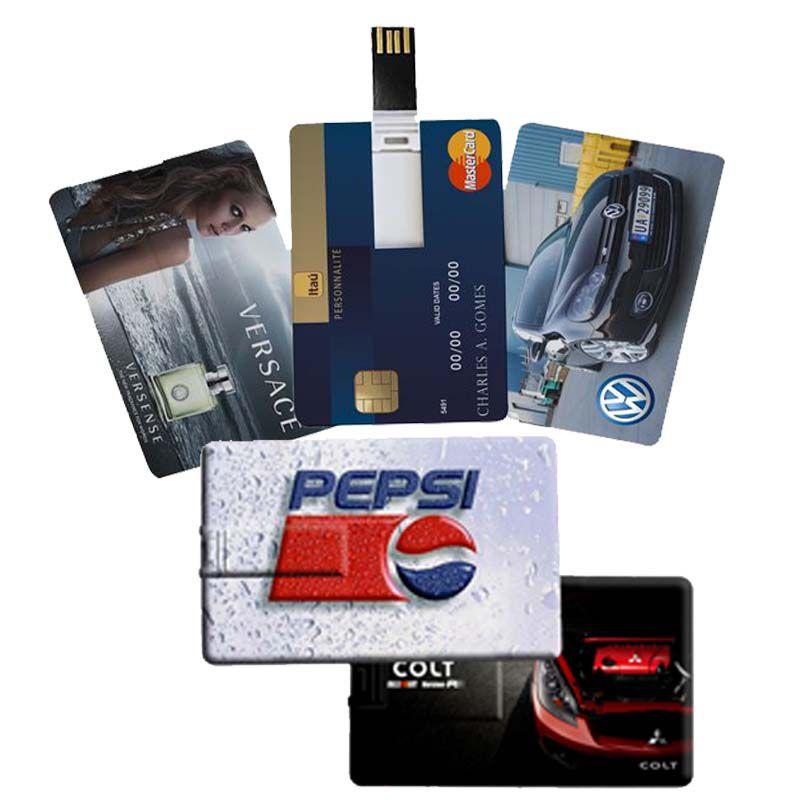Pen card personalizado frente e verso (MINIMO 10 PEÇAS)  - Premiere Brindes