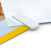 Pen drive clips branco personalizado (MINIMO 5 PEÇAS)   - Premiere Brindes