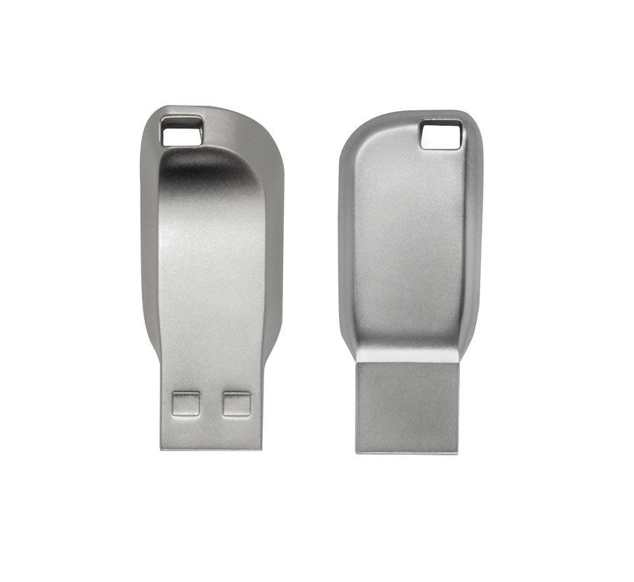 Pen drive metálico personalizado (MINIMO 5 PEÇAS)  - Premiere Brindes