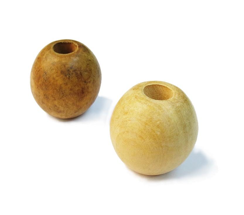 001 - Bola de Madeira