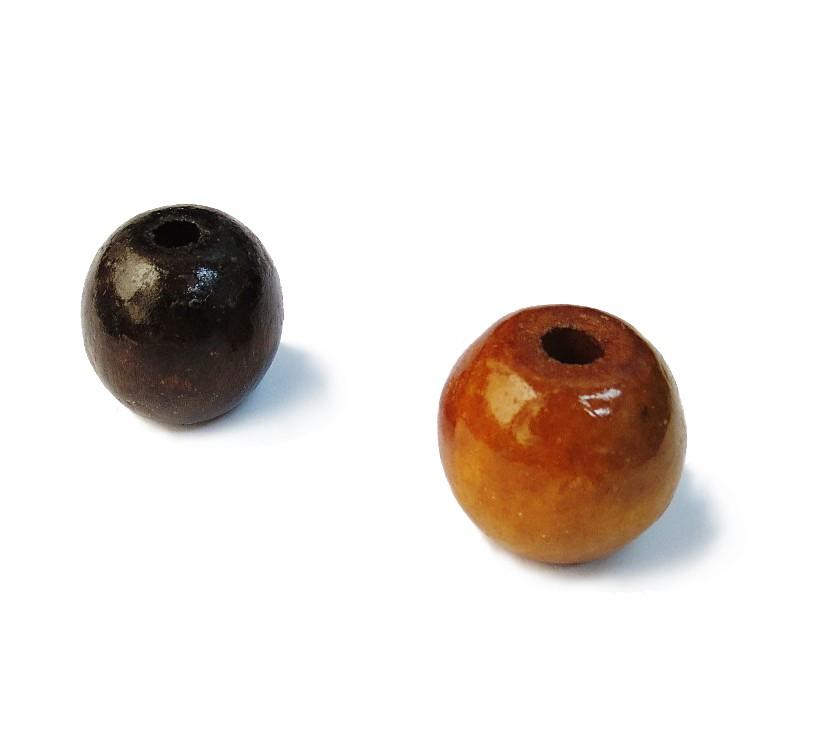 002 - Bola de Madeira