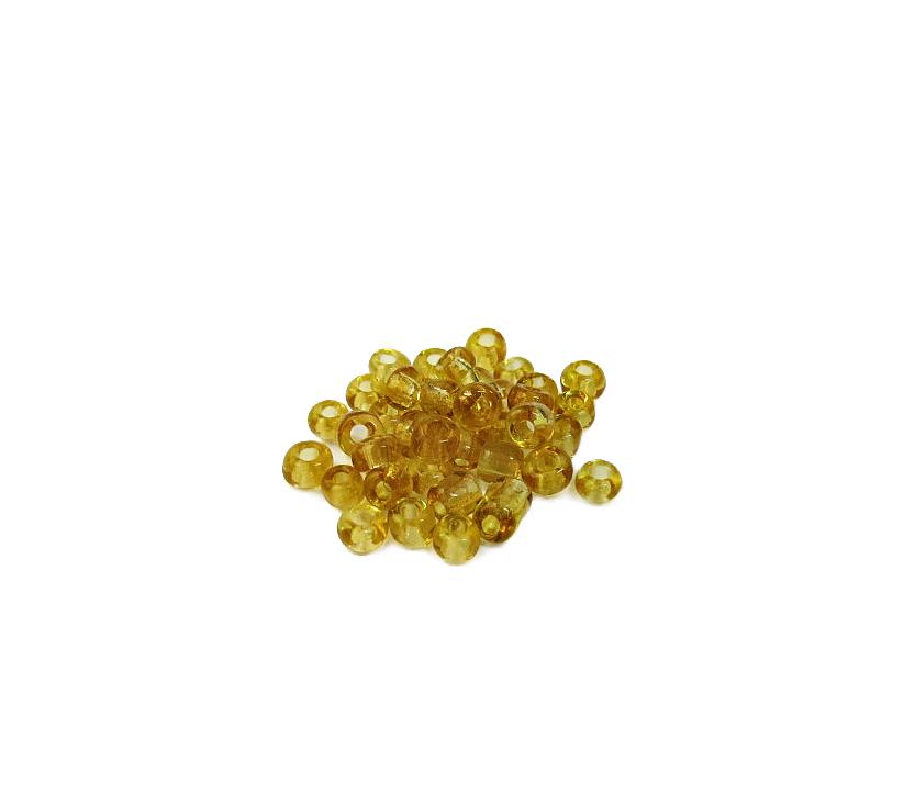 002 - Dourado Transparente