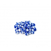 Branco/Azul 500g