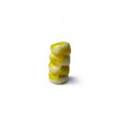Firma 197 - Murano Amarelo/Branco Torcido (M)